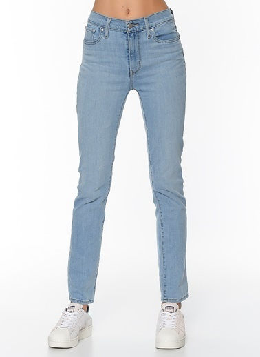Levi's® Kadın Jean Pantolon 724 High Rise Straight 18883-0109 İndigo